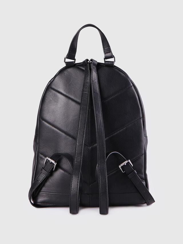 Diesel - LE-ONY, Black - Backpacks - Image 2