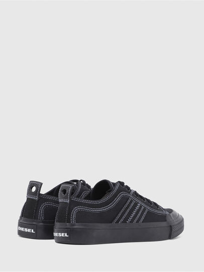 Diesel - S-ASTICO LOW LACE W, Black - Sneakers - Image 3