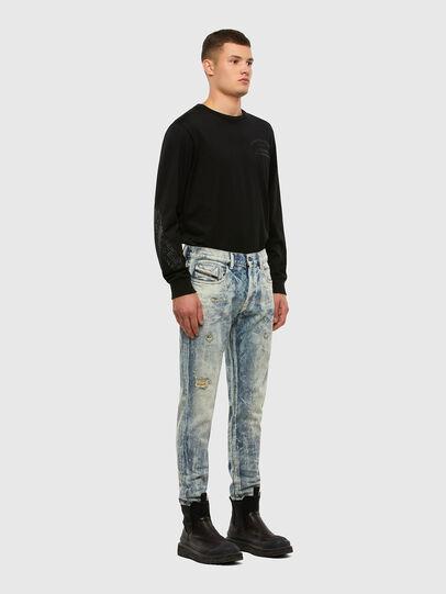 Diesel - D-Strukt 009FM, Light Blue - Jeans - Image 6