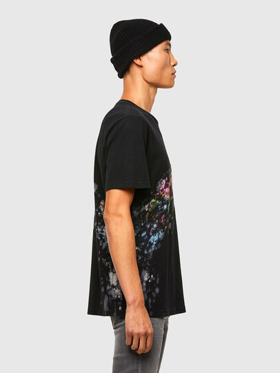 Diesel - T-JUST-A40, Black - T-Shirts - Image 5