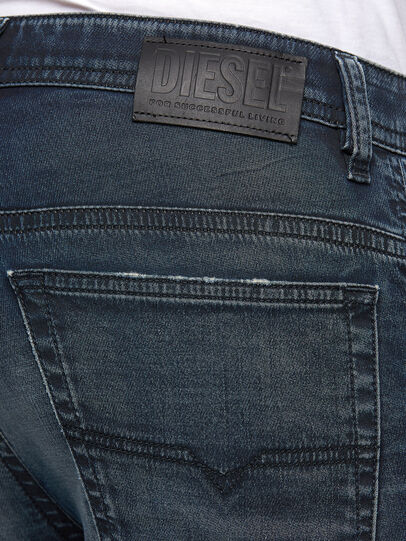 Diesel - Thommer JoggJeans 069NT, Dark Blue - Jeans - Image 4