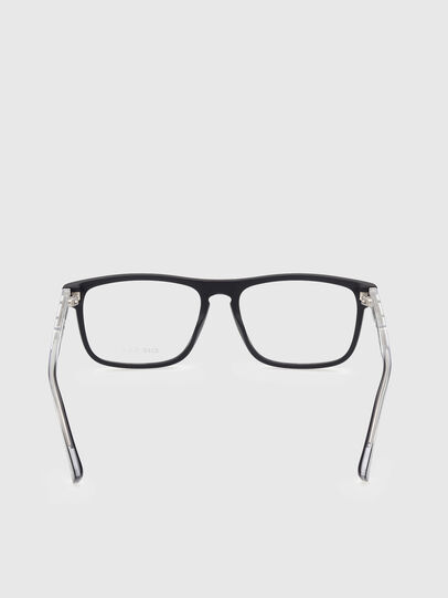 Diesel - DL5406, Black/White - Eyeglasses - Image 4