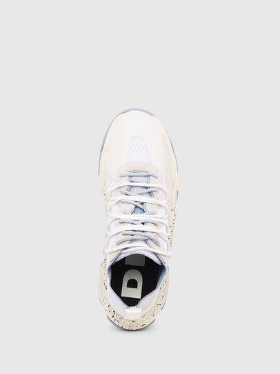 Diesel - S-KIPPER BAND, White/Blue - Sneakers - Image 5