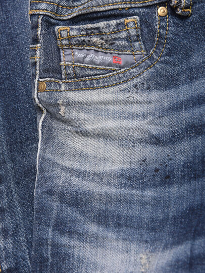 Diesel - DHARY-J, Blue Jeans - Jeans - Image 3