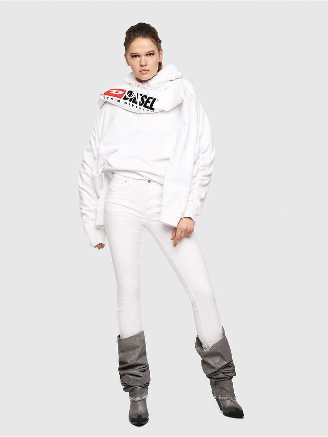Diesel - Babhila 086AS, White - Jeans - Image 6