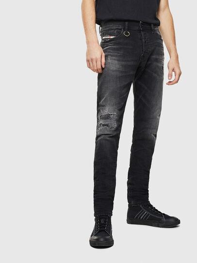Diesel - Tepphar 069DW, Black/Dark grey - Jeans - Image 1