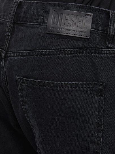 Diesel - D-Kras 009KW, Dark Blue - Jeans - Image 4