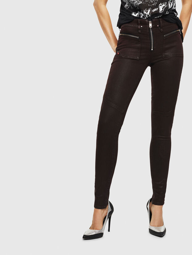 Slandy 069JT, Black/Dark grey - Jeans