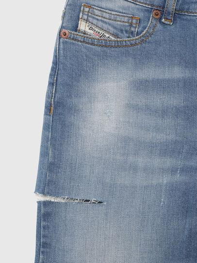 Diesel - WIDEE-J-SP1, Light Blue - Jeans - Image 3