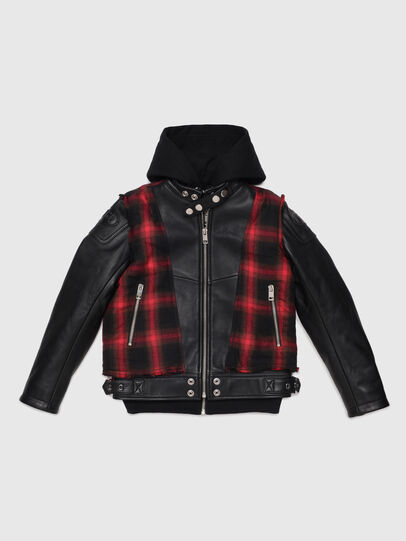 Diesel - JNORMAN, Black - Jackets - Image 1