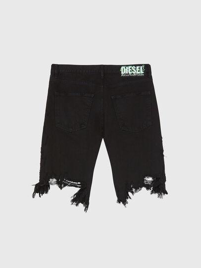Diesel - D-KRASY, Black - Shorts - Image 2