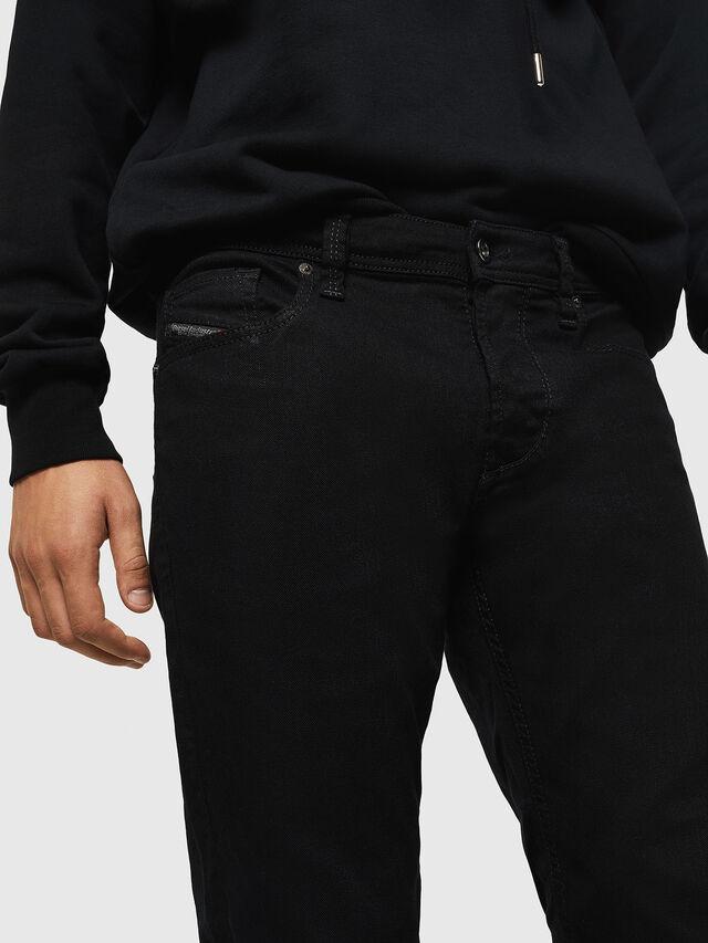 Diesel Larkee-Beex 0688H, Black/Dark grey - Jeans - Image 3