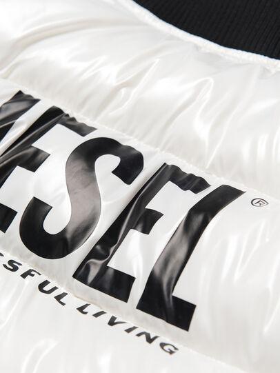 Diesel - JONY, White - Jackets - Image 3