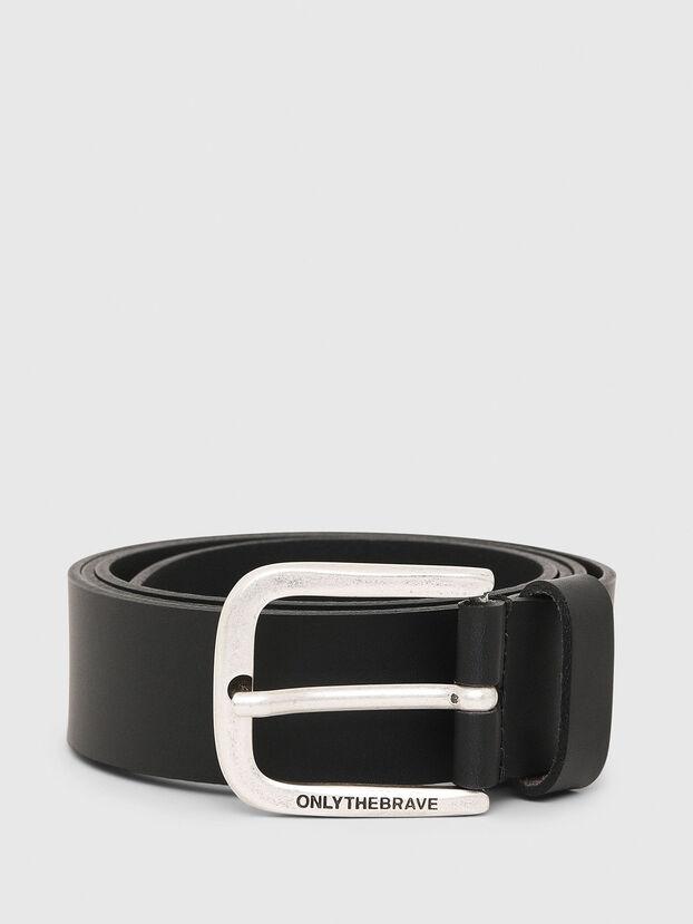 B-BOLDY, Black - Belts