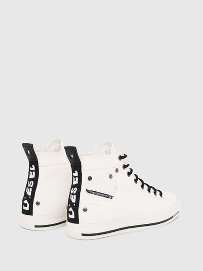 Diesel - EXPOSURE I, White - Sneakers - Image 3