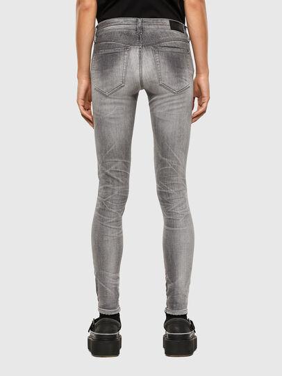 Diesel - Slandy Low 009FD, Light Grey - Jeans - Image 2