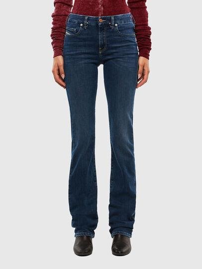 Diesel - Slandy-B 009JP, Dark Blue - Jeans - Image 1
