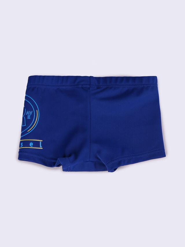 MIZZIB, Brlliant blue