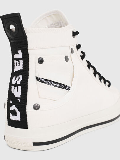 Diesel - EXPOSURE I, White - Sneakers - Image 4