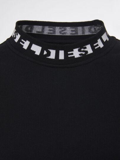 Diesel - UFLT-SWELLY, Black - Sweaters - Image 3