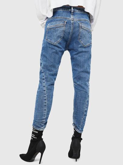 Diesel - Fayza JoggJeans 0870K, Light Blue - Jeans - Image 2