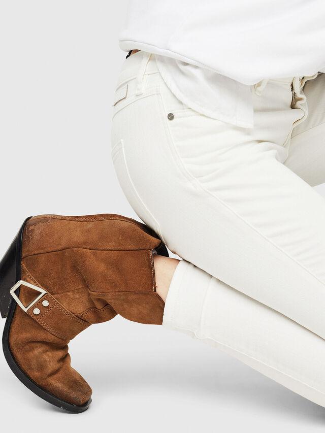 Diesel - Gracey JoggJeans 088AZ, White - Jeans - Image 3