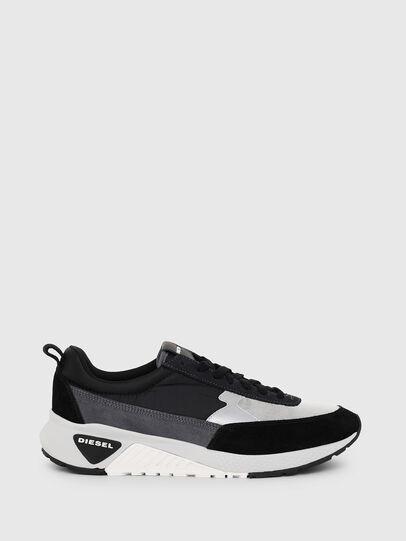 Diesel - S-KB LOW LACE II, Black - Sneakers - Image 1
