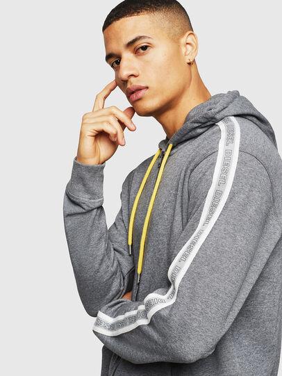 Diesel - UMLT-BRANDON-Z, Grey - Sweaters - Image 3