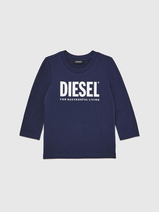 TJUSTLOGOB ML-R, Dark Blue - T-shirts and Tops