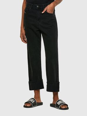 D-Reggy 009RL, Black/Dark grey - Jeans