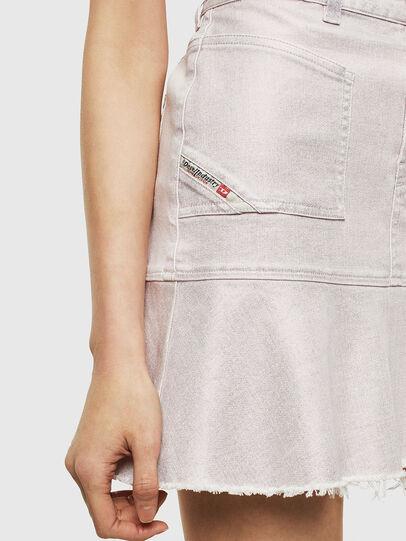 Diesel - DE-BRINNY, Pink - Dresses - Image 4