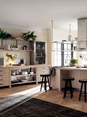 ISLAND COMPOSITION,  - Kitchen