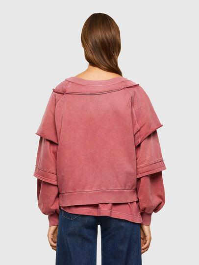 Diesel - F-STRAT, Pink - Sweaters - Image 2