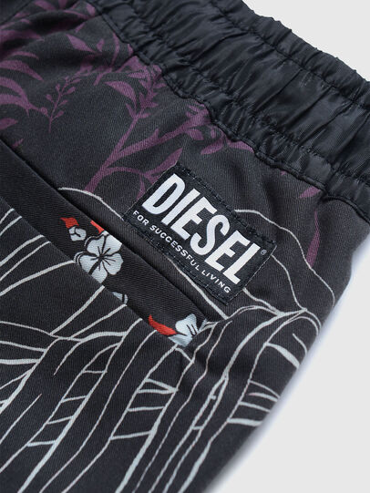 Diesel - PNOTERY, Black - Shorts - Image 3