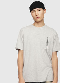 T-JUST-POCKET, Light Grey