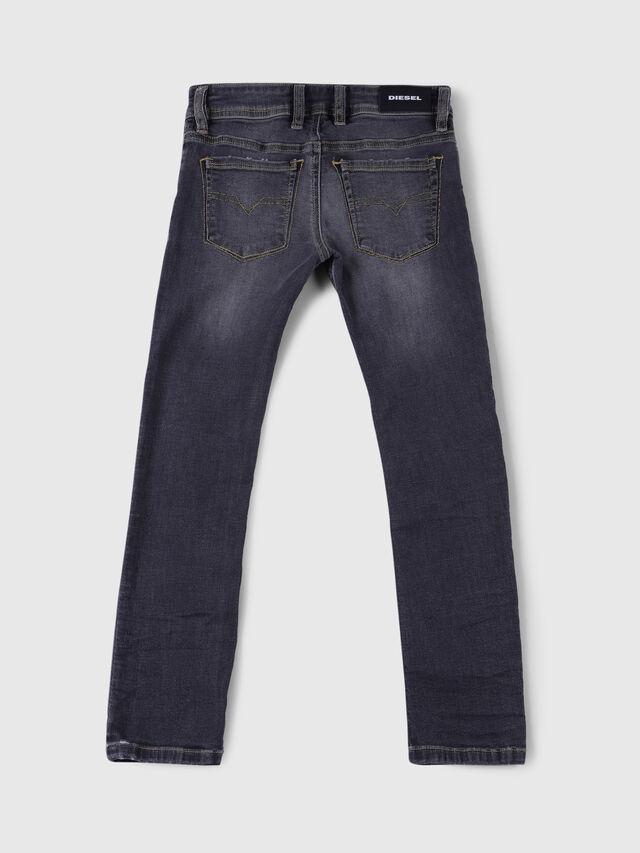 Diesel - SLEENKER-J-N, Black Jeans - Jeans - Image 2