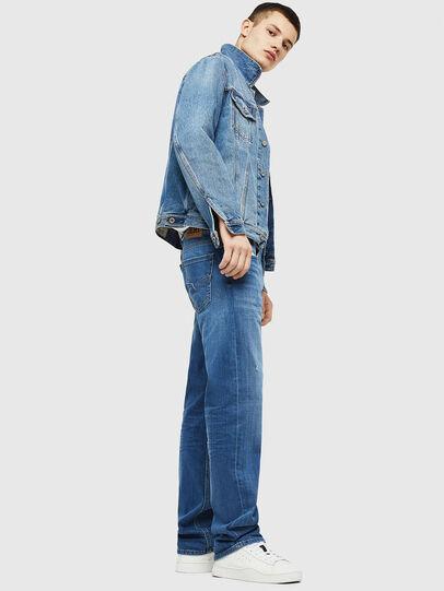 Diesel - Larkee 083AX, Light Blue - Jeans - Image 6