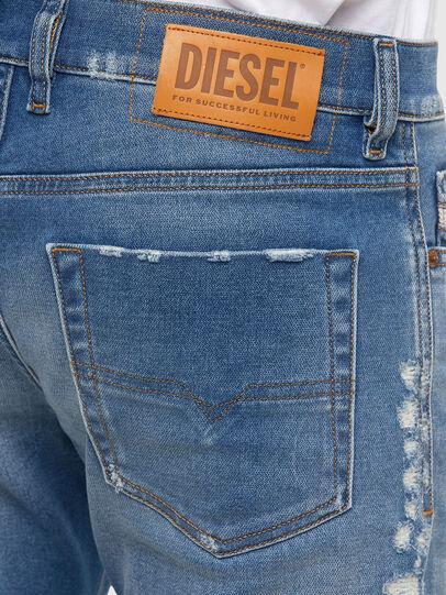 Diesel - Tepphar 009JU, Medium blue - Jeans - Image 4