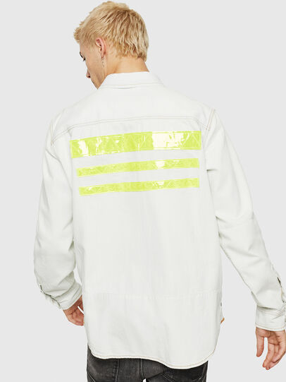 Diesel - D-FRED,  - Denim Shirts - Image 2