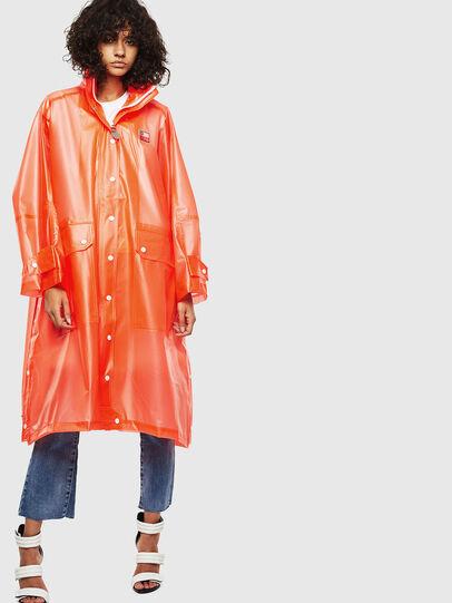 Diesel - G-TAKY-A, Orange - Jackets - Image 1