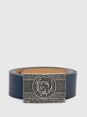 B-STRA, Blue - Belts