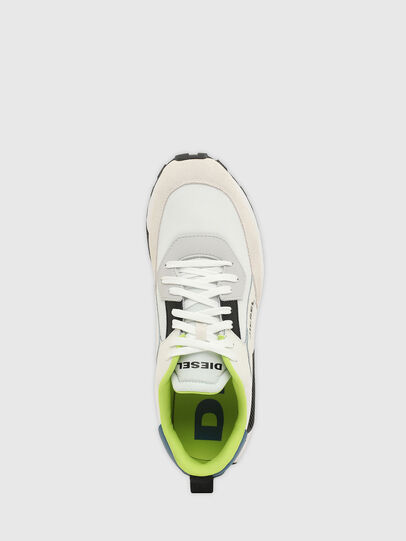 Diesel - S-TYCHE LOW CUT, White/Blue - Sneakers - Image 6