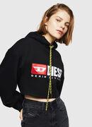 F-DINIE-A, Bright Black - Sweaters