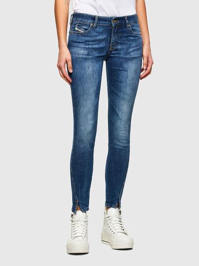 Diesel - D-Jevel 009PK, Medium blue - Jeans - Image 1