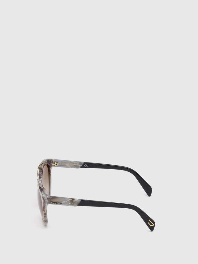 Diesel - DM0189, Grey - Eyewear - Image 3