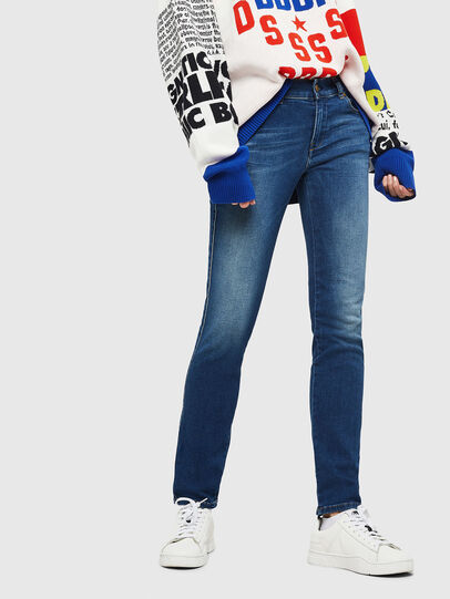 Diesel - Sandy 086AL, Medium blue - Jeans - Image 1