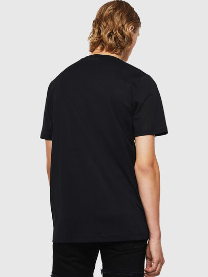 Diesel - TY-X1, Black - T-Shirts - Image 2