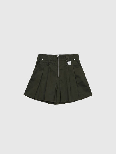 Diesel - PEDEN, Dark Green - Shorts - Image 1