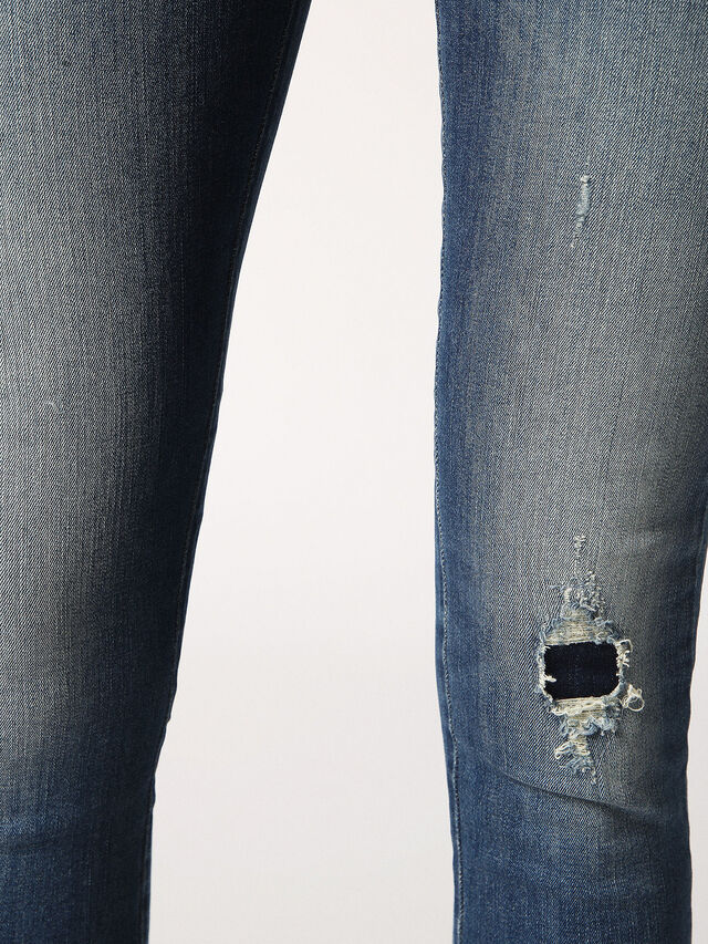 Diesel Slandy 084MU, Medium blue - Jeans - Image 5