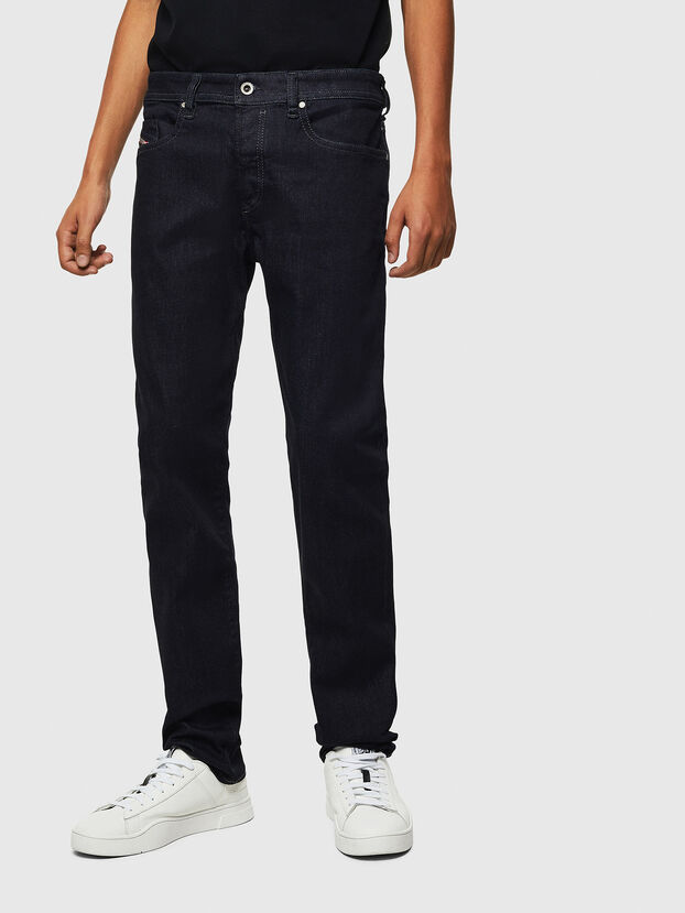 Buster 0607A, Dark Blue - Jeans